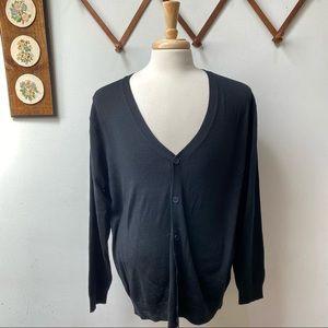 Meraki 100% Merino Wool Cardigan